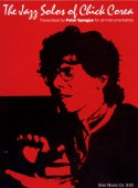 Chick Corea Solos Book