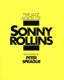 Sonny Rollins Solos Book