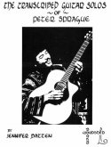 The Transcribed Guitar Solos of Peter Sprague