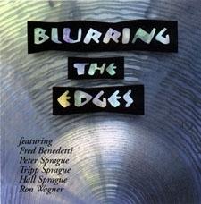 Blurring The Edges CD