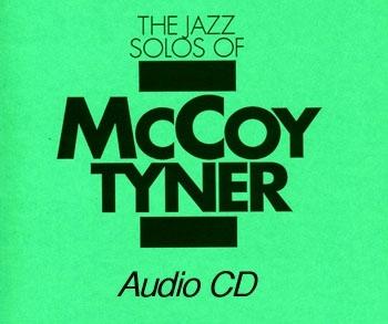 McCoy Tyner Solos Book CD