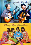 Guitar Beatles Concert Tickets with Peter and Fred on April 21, 2017