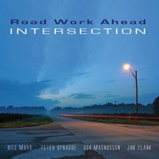 Intersection / Road Work Ahead CD