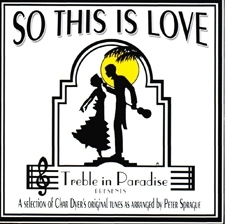 So This Is Love CD