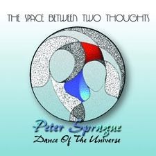The Space Between Two Thoughts CD