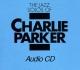 Charlie Parker Solos Book CD