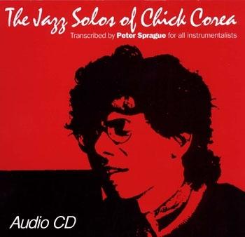 Chick Corea Solos Book CD